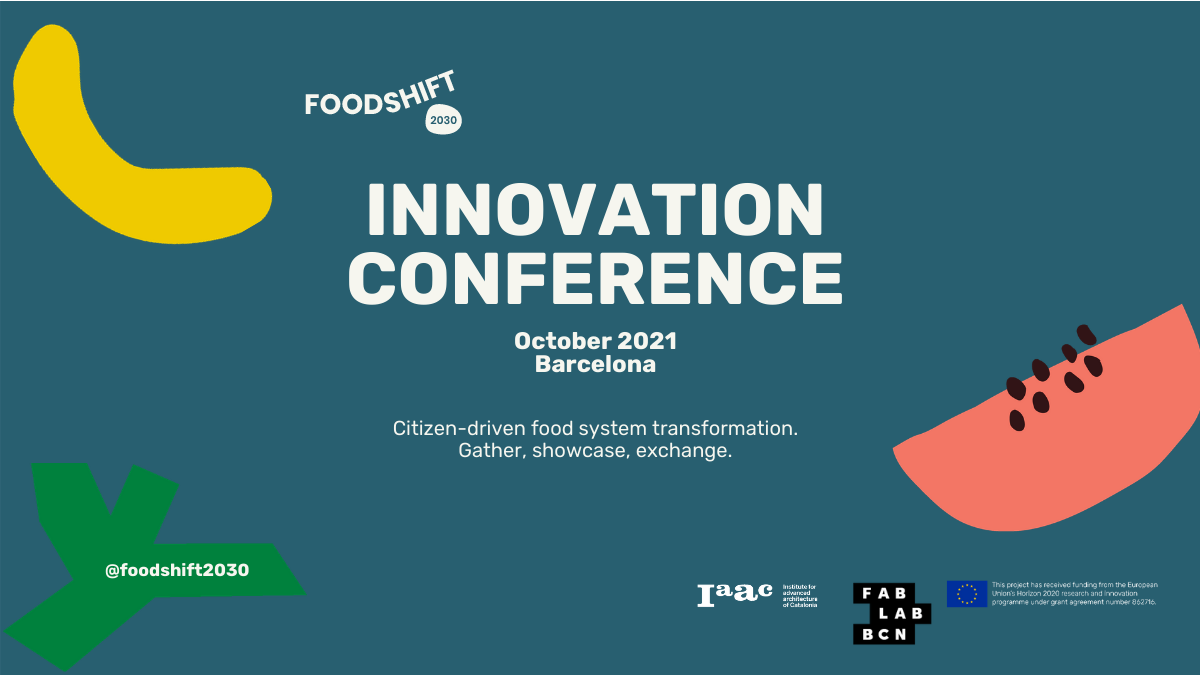 FOODSHIFT2030_stakeholder_innovation_conference-H2020-Europe